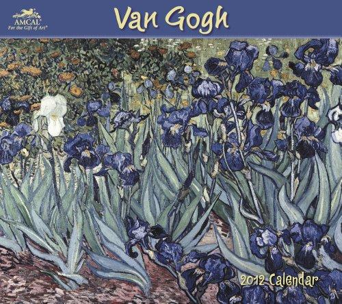 2012 Van Gogh Wall Calendar: AMCAL
