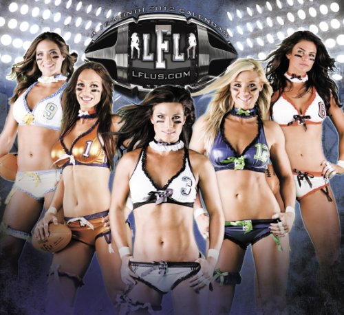 9781423812715: Lingerie Football League 2012 Calendar