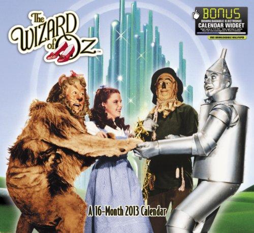 2013 The Wizard of Oz Wall Calendar: Day Dream