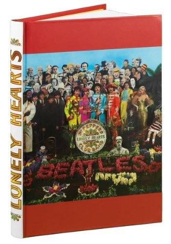9781423814764: Beatles Sgt. Pepper's Lonely Hearts Club Band Bound Lined Journal 8.5 x 6