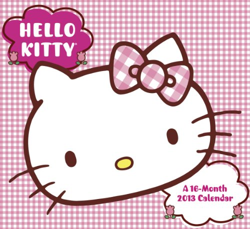 2013 Hello Kitty Wall Calendar: Dream, Day