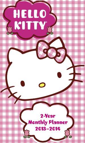 9781423815372: 2013 Hello Kitty 2-Year Pocket Planner