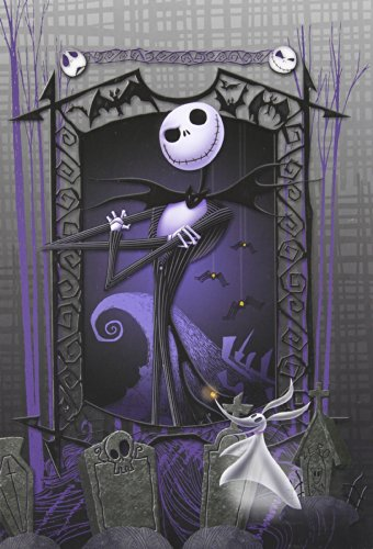 9781423818953: The Nightmare Before Christmas Journal