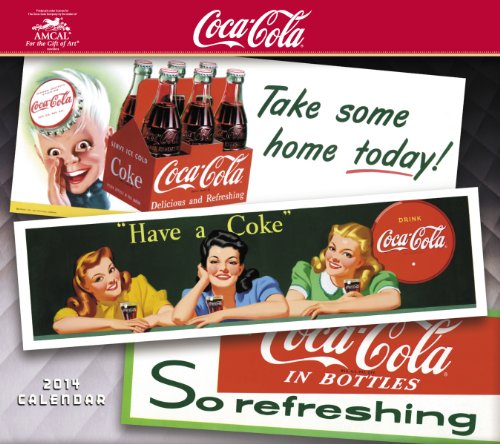 9781423819189: Coca-Cola 2014 Calendar