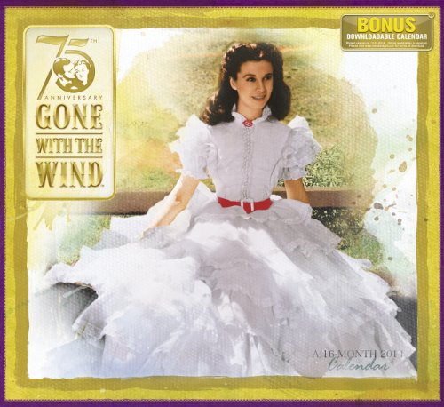 9781423819264: 2014 Gone With The Wind Wall Calendar