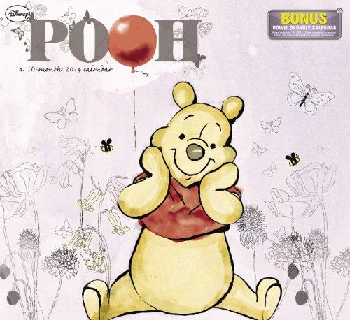 9781423819295: 2014 Disney Winnie The Pooh Wall Calendar