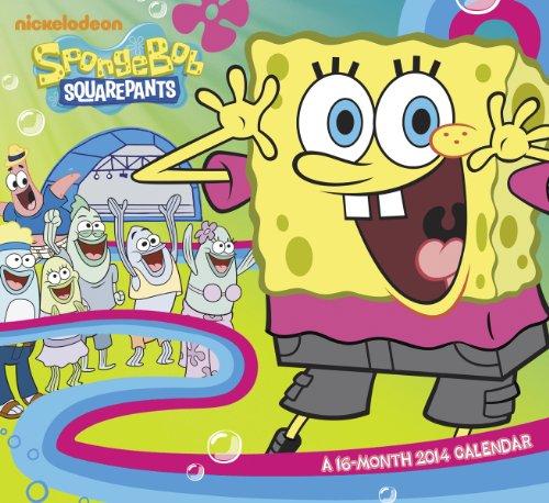 9781423819332: 2014 SpongeBob SquarePants Wall Calendar