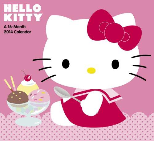 9781423819479: Hello Kitty 2014 Calendar
