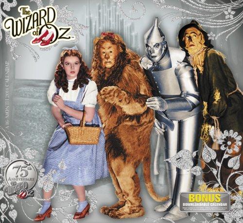 9781423819530: 2014 The Wizard of Oz Wall Calendar