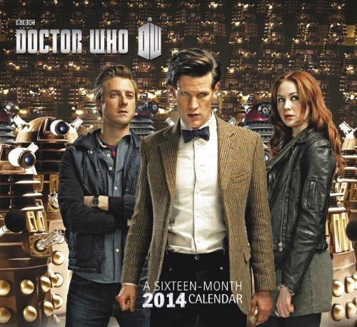 9781423819752: 2014 Doctor Who Wall Calendar
