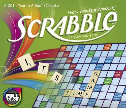 2014 Scrabble Year-in-a-Box: Hasbro