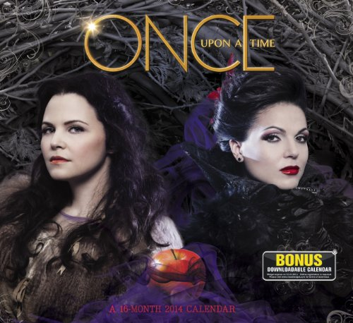 9781423822196: Once Upon A Time 2014 Calendar