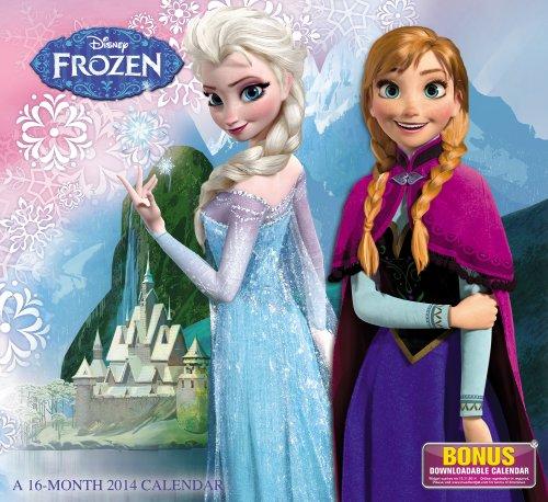 9781423822226: Disney Frozen 2014 Calendar