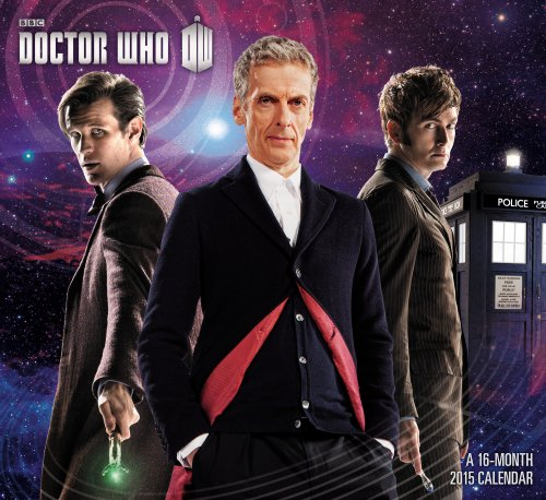 Doctor Who Wall Calendar (2015): Day Dream