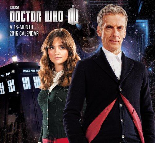 9781423824619: Doctor Who 2015 Calendar