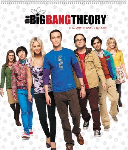 9781423824640: The Big Bang Theory Poster Calendar (2015)