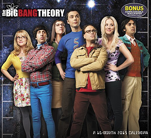 The Big Bang Theory Wall Calendar (2015): Day Dream