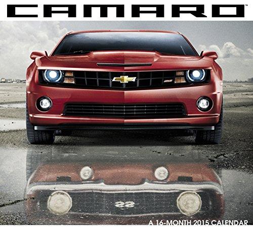 9781423827740: Camaro 2015 Calendar