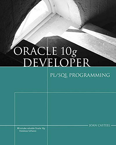9781423901365: Oracle 10g Developer: PL/SQL Programming