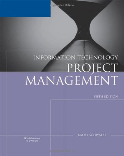 9781423901457: Information Technology Project Management