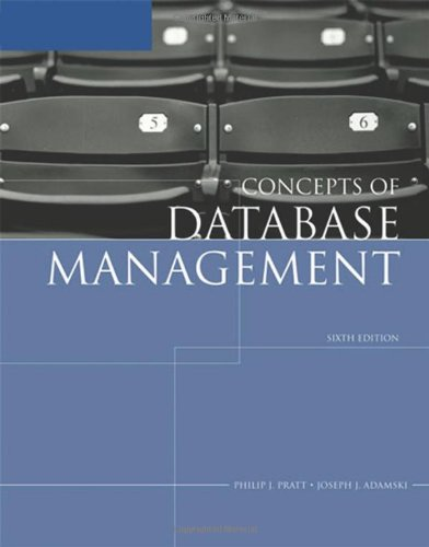 9781423901471: Concepts of Database Management