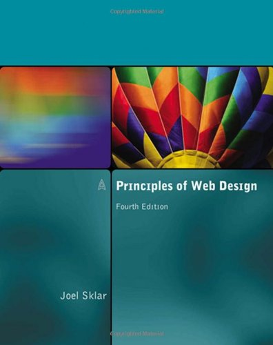9781423901945: Principles of Web Design