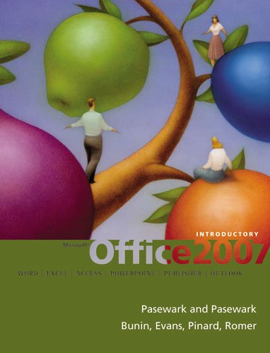 9781423903970: Microsoft Office 2007: Introductory Course (Origins Series)