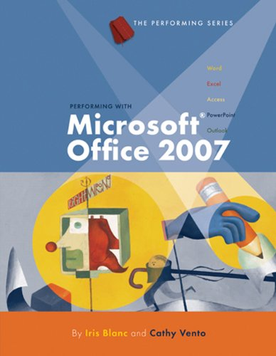 9781423904205: Performing with Microsoft Office 2007: Introductory (Available Titles Skills Assessment Manager (SAM) - Office 2007)