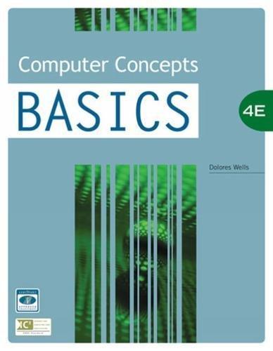 9781423904625: Computer Concepts BASICS, 4th Edition (BASICS Series)