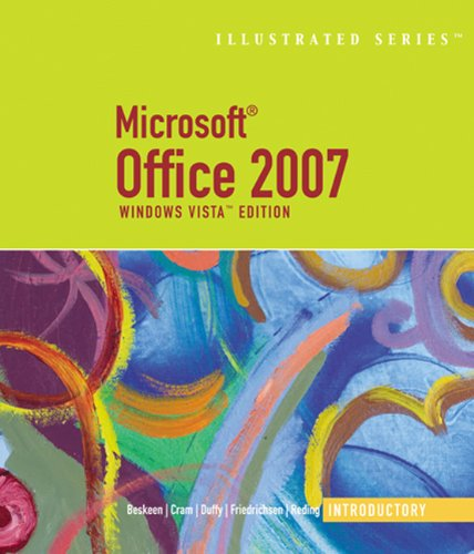 9781423905141: Microsoft Office 2007: Illustrated Introductory, Windows Vista Edition (Illustrated Series)