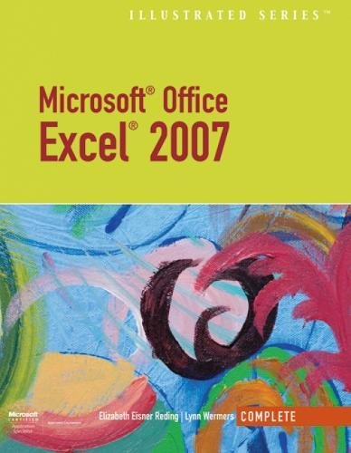 9781423905226: Microsoft Office Excel 2007