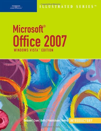 9781423905592: Microsoft Office 2007 Illustrated Introductory, Windows Vista Edition (Available Titles Skills Assessment Manager (SAM) - Office 2007)