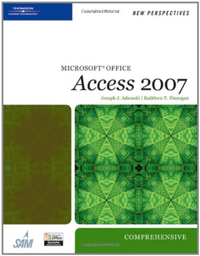 Mircosoft Office Access 2007
