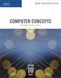 9781423906087: New Perspectives on Computer Concepts, 10th Edition, Brief (New Perspectives (Thomson Course Technology))