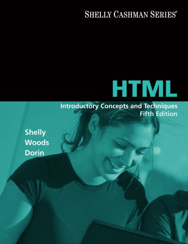 9781423927204: HTML: Introductory Concepts and Techniques (Available Titles Skills Assessment Manager (SAM) - Office 2010)