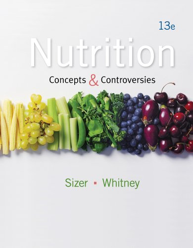 9781423943976: Nutrition: Concepts and Controversies