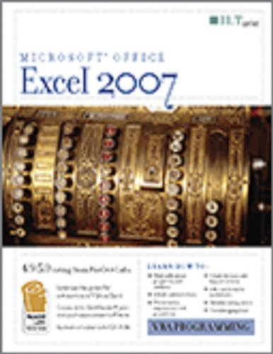 Excel 2007: VBA Programming + Certblaster, Student Manual with Data (ILT) (1423951093) by Axzo Press
