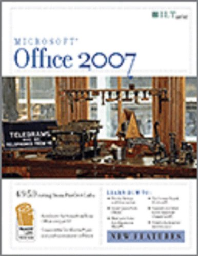 Office 2007: New Features + Certblaster, Student Manual (ILT): Axzo Press