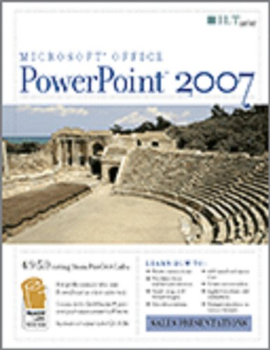 PowerPoint 2007: Sales Presentations + CertBlaster, Student Manual with Data: Axzo Press, Axzo ...