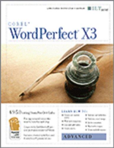 WordPerfect X3: Basic + Certblaster, Student Manual (ILT) (9781423955696) by Axzo Press