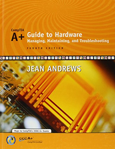 9781423981091: A+ Guide to Hardware
