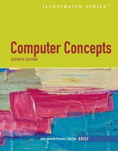 9781423999324: Computer Concepts Illustrated Brief: Brief Edition (Illustrated Series)