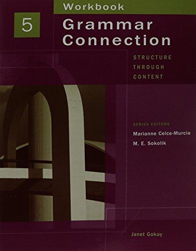 9781424000418: Grammar Connection 5: Workbook