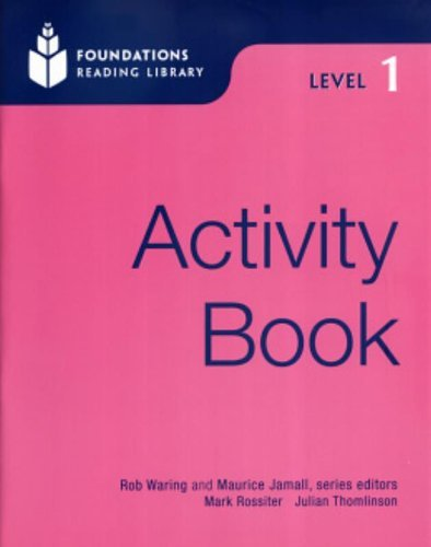 9781424000517: Foundations Reading Library 1: Activity Book