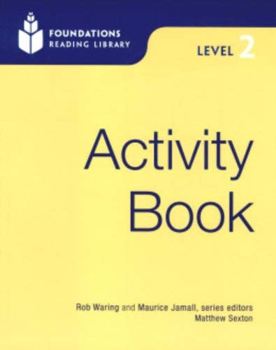9781424000524: Foundations Reading Library 2: Activity Book