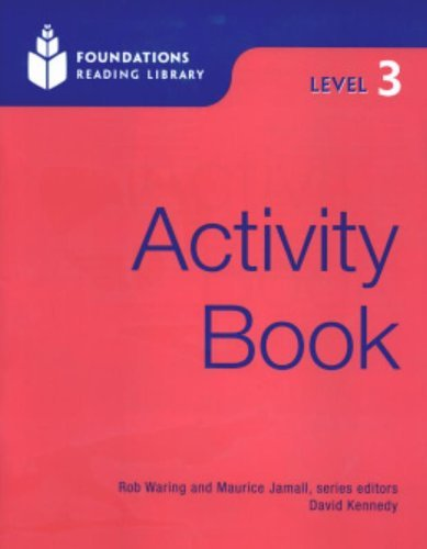 9781424000531: Foundations Reading Library 3: Activity Book