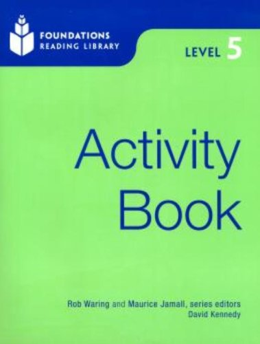 9781424000555: Foundations Reading Library 5: Activity Book