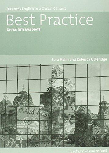 9781424000685: Best Practice: Upper Intermediate - Teacher's Text