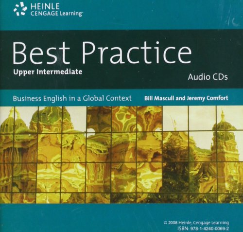 9781424000692: Best Practice Upper Intermediate: Audio CDs (2)