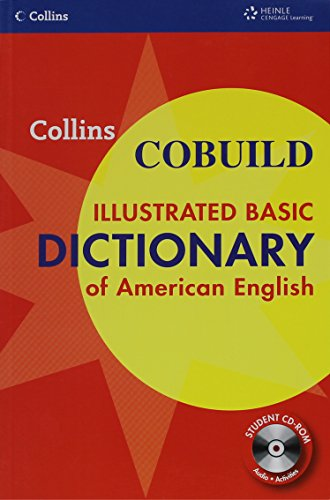 9781424000814: Collins Cobuild Illustrated Basic Dictionary of American English (Book & CD-ROM)